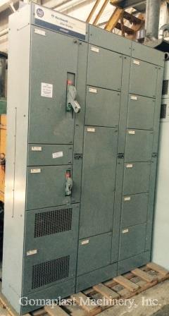 Electric Control Panel Allen Bradley, New, Item # 1699