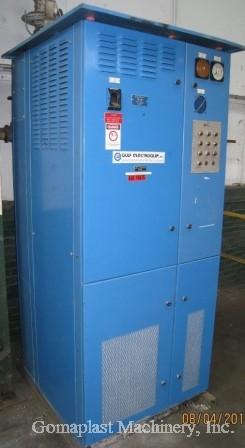 400 HP Gulf Electroquip SCR Drive, Item # 1700