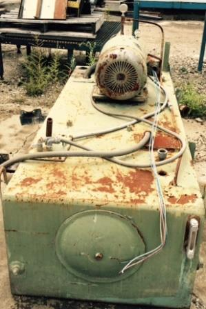 120 Gallon Hydraulic Unit, Item # 1703