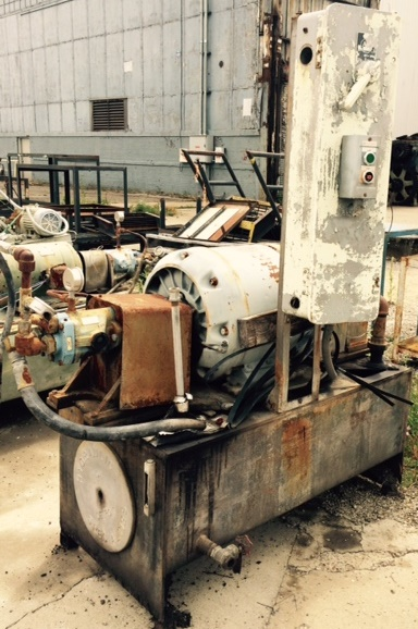 60 Gallon Hydraulic Unit, Item # 1704