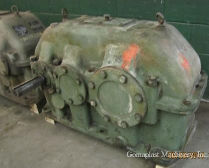 78 HP Hamilton Gear Reducer, Item # 1708
