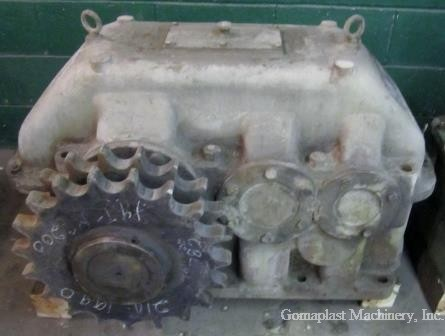 75 HP Hamilton Gear Reducer, Item # 1709