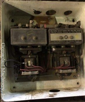 Motor Starter Allen Bradley, Item # 1718