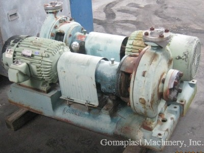 Goulds Water Pumps (2), Item # 1727
