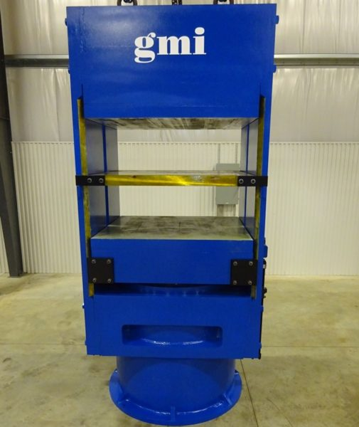 48″ X 48″/1200T Press, NEW, Item # 1731