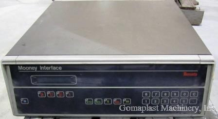 Monsanto Mooney Viscometer Interface Model # 83038, Item # 1741