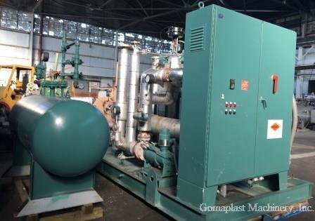 Thermal Fluid Heat Transfer System SL750, Item # 1758