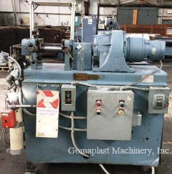 3″ x 8″ Reliable Rubber Mill, Item # 1786