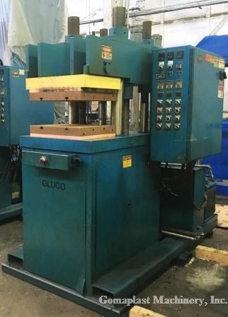 "Gluco 20""x18"" Injection Press, Item # 1794"