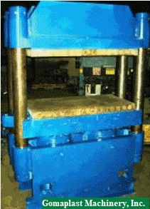 40″ x 20″ Eemco Press, Reconditioned, Item # 239