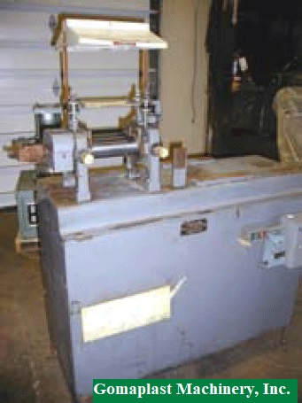 3″ x 8″ Reliable Mill, Item # 420