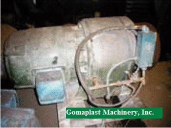 60 HP AC Westinghouse Varidrive, Item # 625