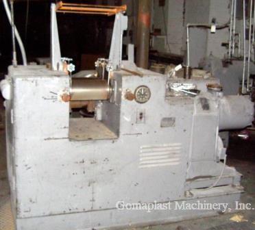 6″ x 12″ Eemco Mill, Item # 716