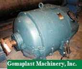 600 HP Reliance DC Motor, Item # 740
