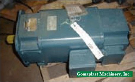 5 HP (3.45 KW) DC Siemens Motor, Item # 742