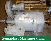 100 HP DC Kinematic GE Motor, Item # 746