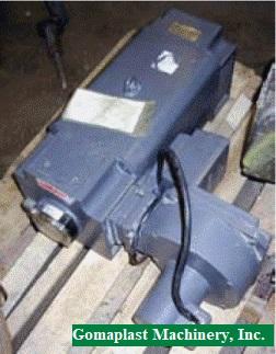 20 HP (13 KW) DC Siemens Motor, Item # 748