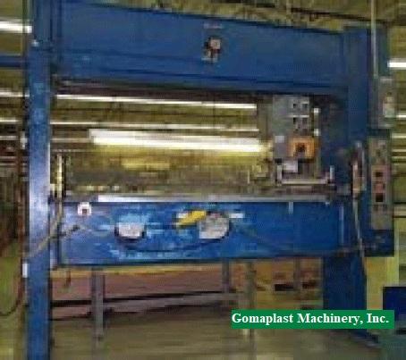 USM Die Cutting Press, Item # 878