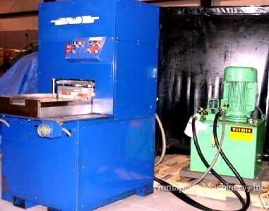 WAND Hydraulic Punch Press, Item #971