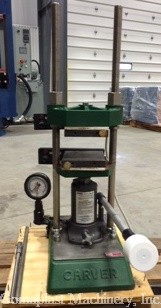 6″ x 6″ Carver Press, Item # 1630