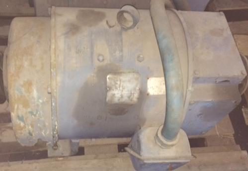 40 HP DC Reliance Motor, Item # 1662