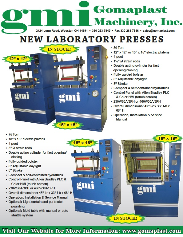 New Presses Flyer