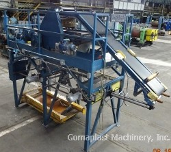 Prodicon Slitter, Conveyor, and Wig-Wag Unit, Item # 1722
