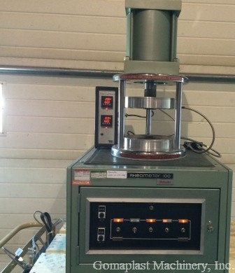 Monsanto Rheometer R100, Item # 1627